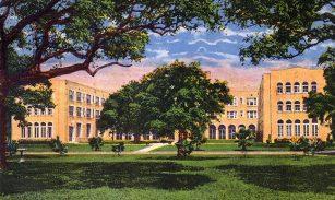 Hardy Hall, Gulf Park College