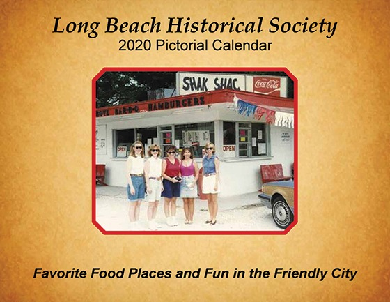2020 Historical Calendar