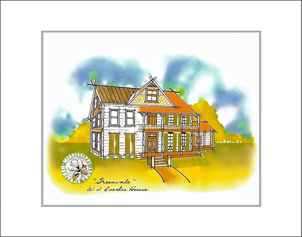 Quarles Home Restore White-Mat